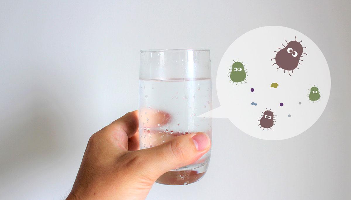水の殺菌ってどうやるの?私たちを支える水の力